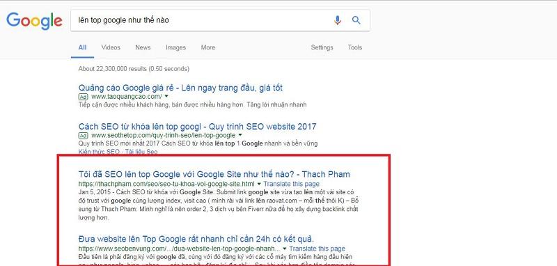 tìm hiểu cơ chế hoạt động của google như thế nào