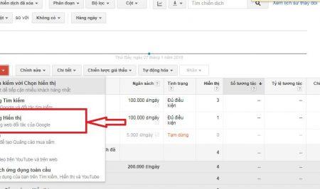 Cách đăng tin quảng cáo trên Google