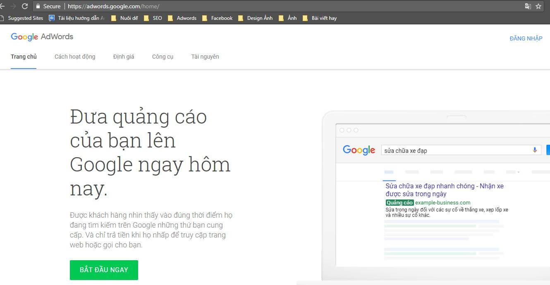 google giá rẻ