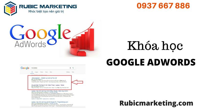 khóa học quảng cáo adwords