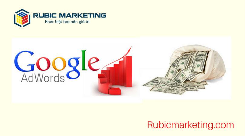 quảng cáo adwords hái ra tiền
