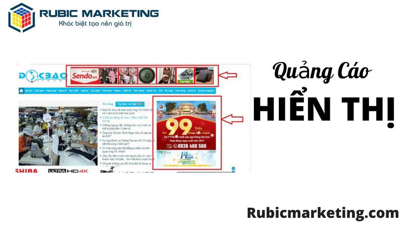 học quảng cáo hiển thị