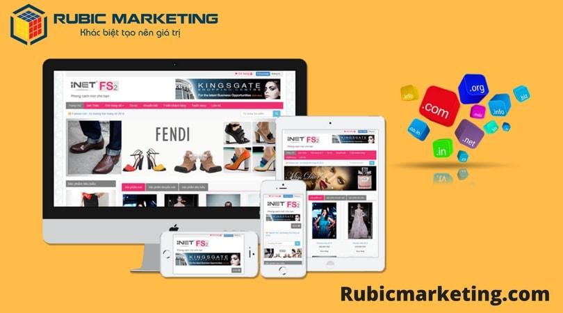5 yếu tố thiết kế webiste bán hàng