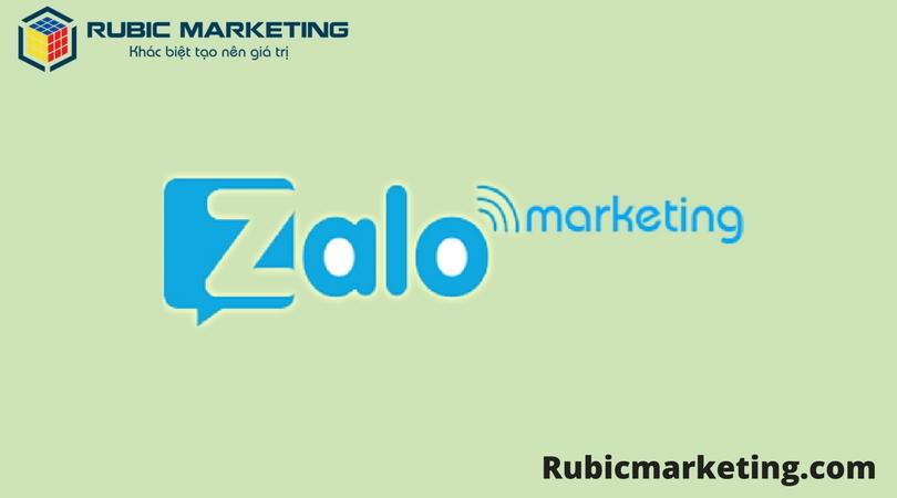 dịch vụ quảng cáo zalo giá rẻ
