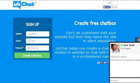 Tạo hỗ trợ chat trực tuyến trên website miễn phí
