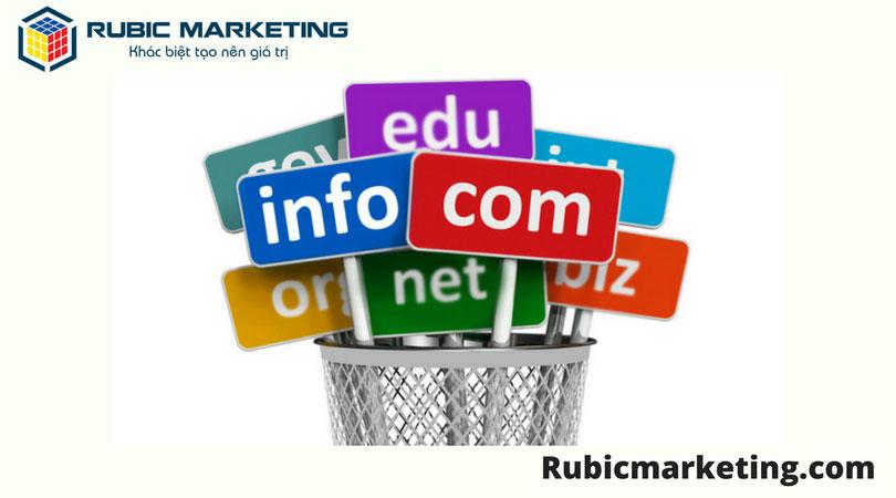 chi phí mua domain