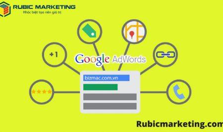 Dịch vụ quảng cáo Google Adwords trọn gói