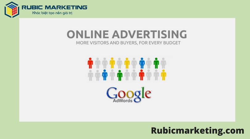 quảng cáo google adwords trọn gói