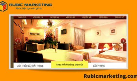 Thiết Kế Website Khách Sạn Giá Rẻ