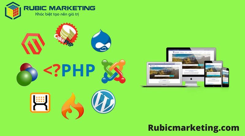 thiết kế web php giá rẻ