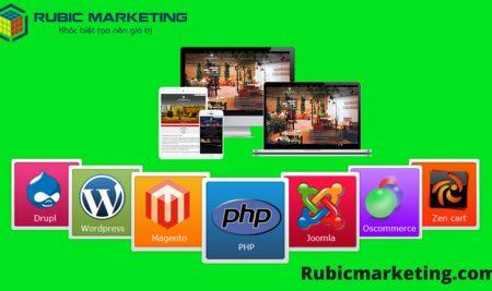Công Ty Thiết Kế Web PHP Giá Rẻ