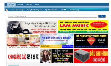 Thiết Kế Website Rao Vặt Giá Rẻ