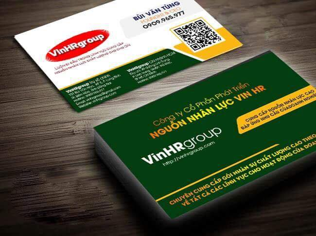 card visit vinhr