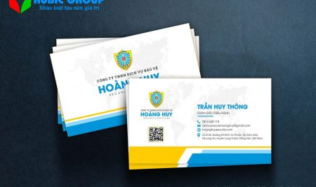 In Card Visit giá rẻ tại Biên Hòa