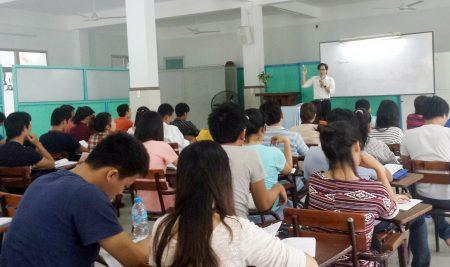 Khóa học kỹ năng giao tiếp tại Biên Hòa