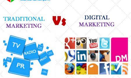 Các công cụ marketing truyền thống phải chăng đã lỗi thời?!