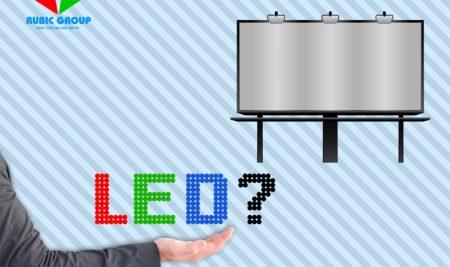 Bảng báo giá làm biển quảng cáo tại Rubic Group