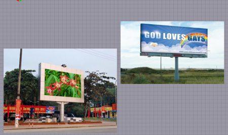 Công ty làm biển quảng cáo giá rẻ tại Biên Hòa