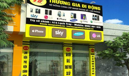Công ty thiết kế biển quảng cáo đẹp hiện nay tại Biên Hòa