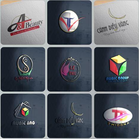 thiết kế logo chuyên nghiệp cho doanh nghiệp 2
