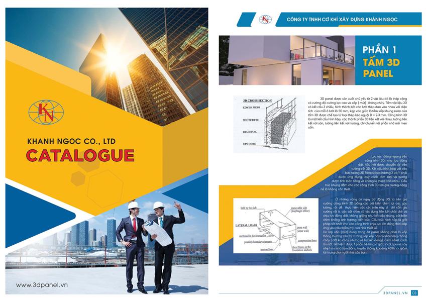 thiết kế catalogue 3d tại biên hòa 1