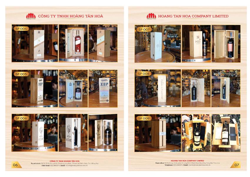 thiết kế catalogue hth biên hòa 2