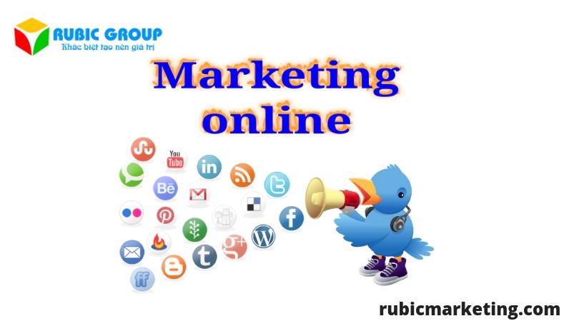 các giải pháp marketing online