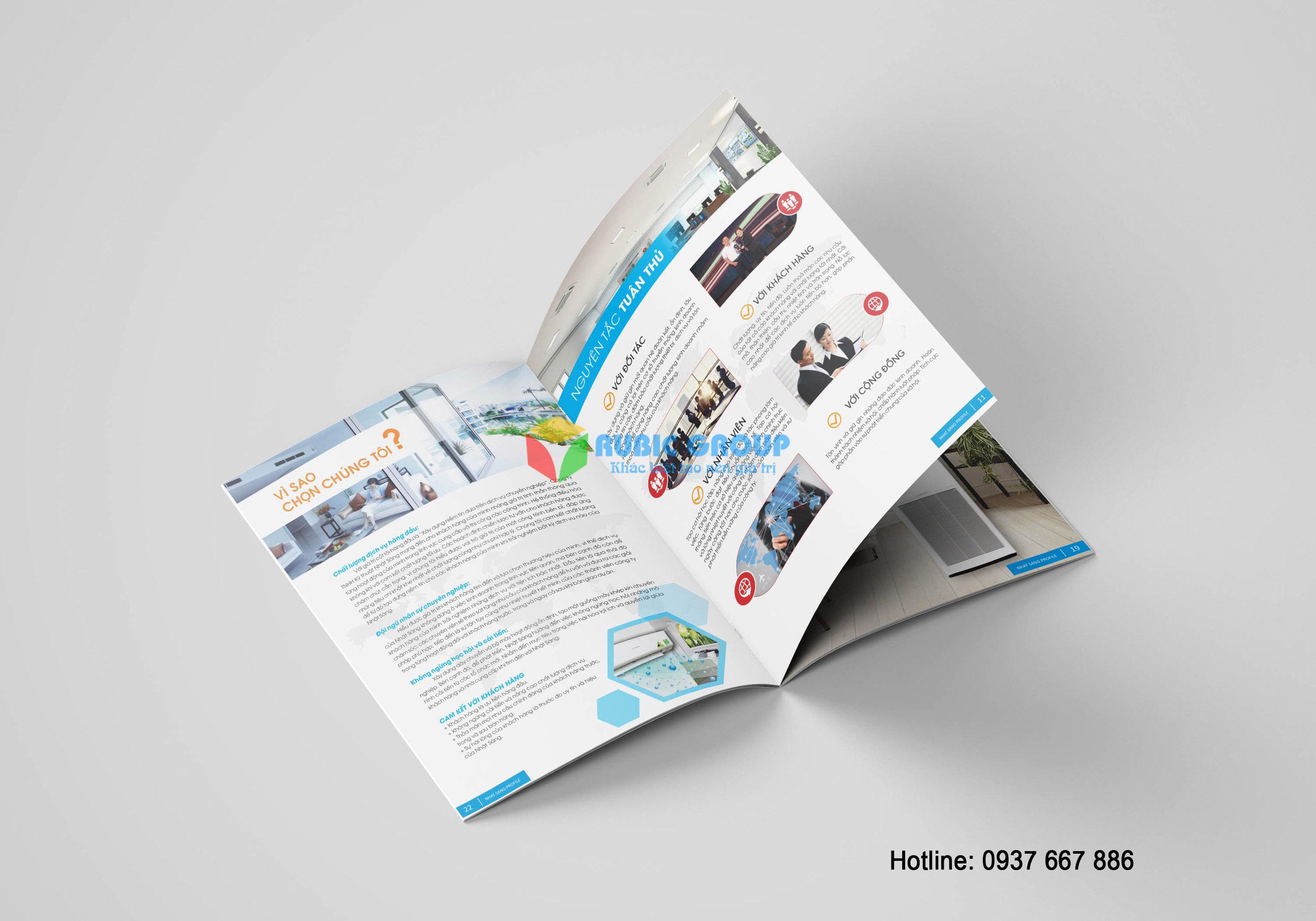 thiết kế hồ sơ năng lực điện lạnh tphcm 2