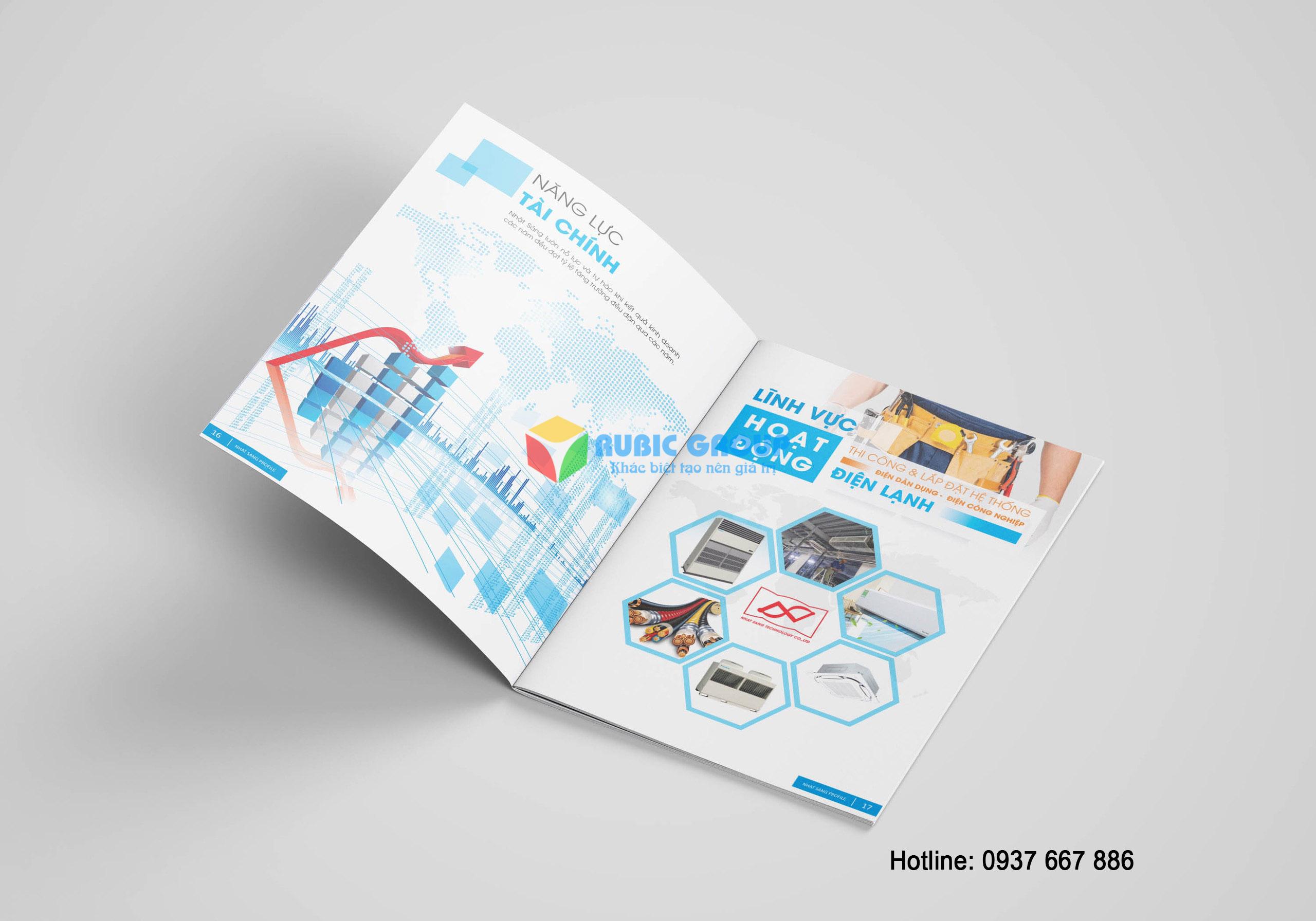 thiết kế hồ sơ năng lực điện lạnh tphcm 3