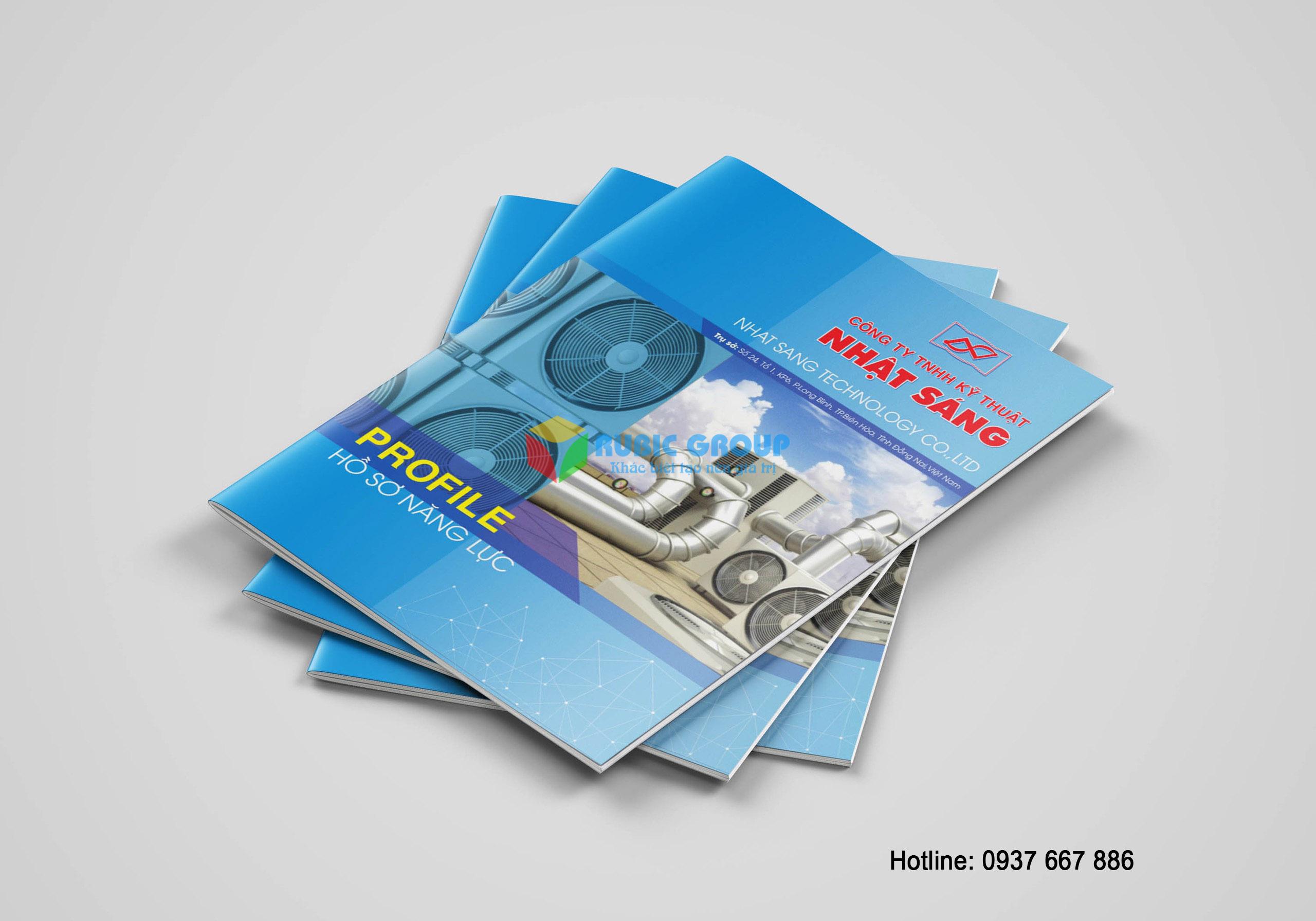 thiết kế hồ sơ năng lực điện lạnh tphcm 4