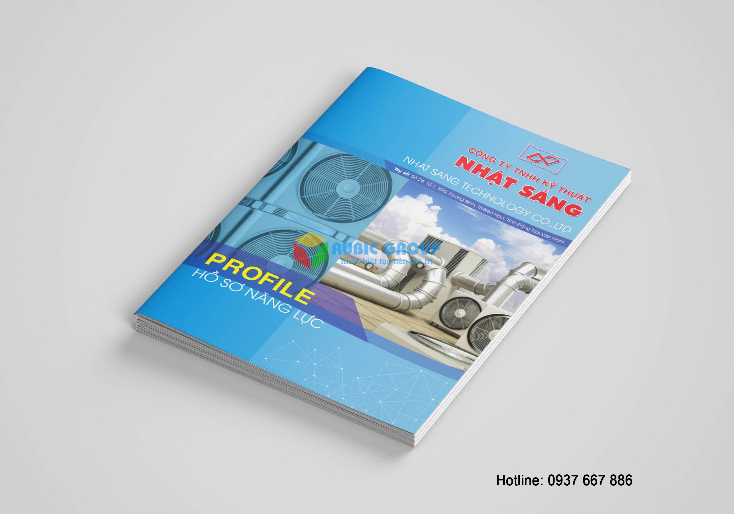 thiết kế hồ sơ năng lực điện lạnh tphcm 5