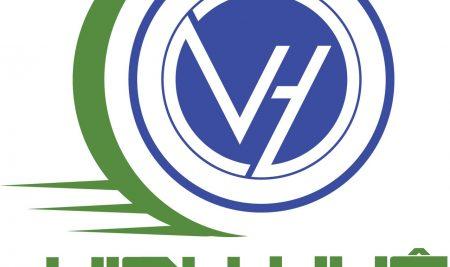 Logo xe đạp Vinh Huệ