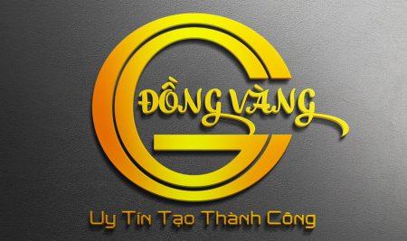 Thiết kế Logo Đồng Vàng