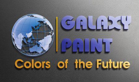 Logo Galaxy Paint