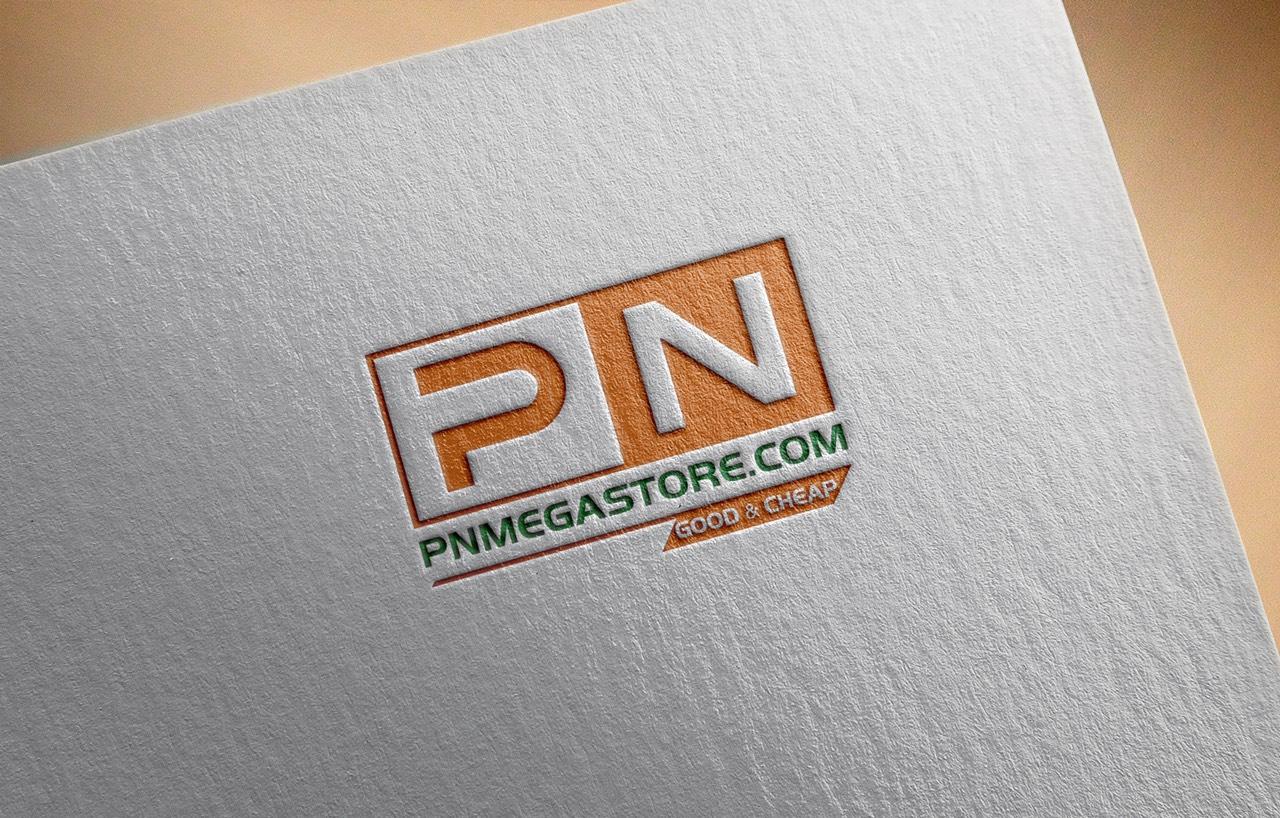 Logo PN Megastore 4