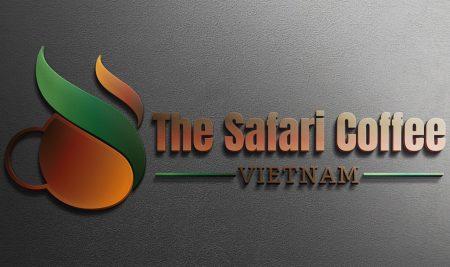 Thiết kế Logo The Safary Coffee