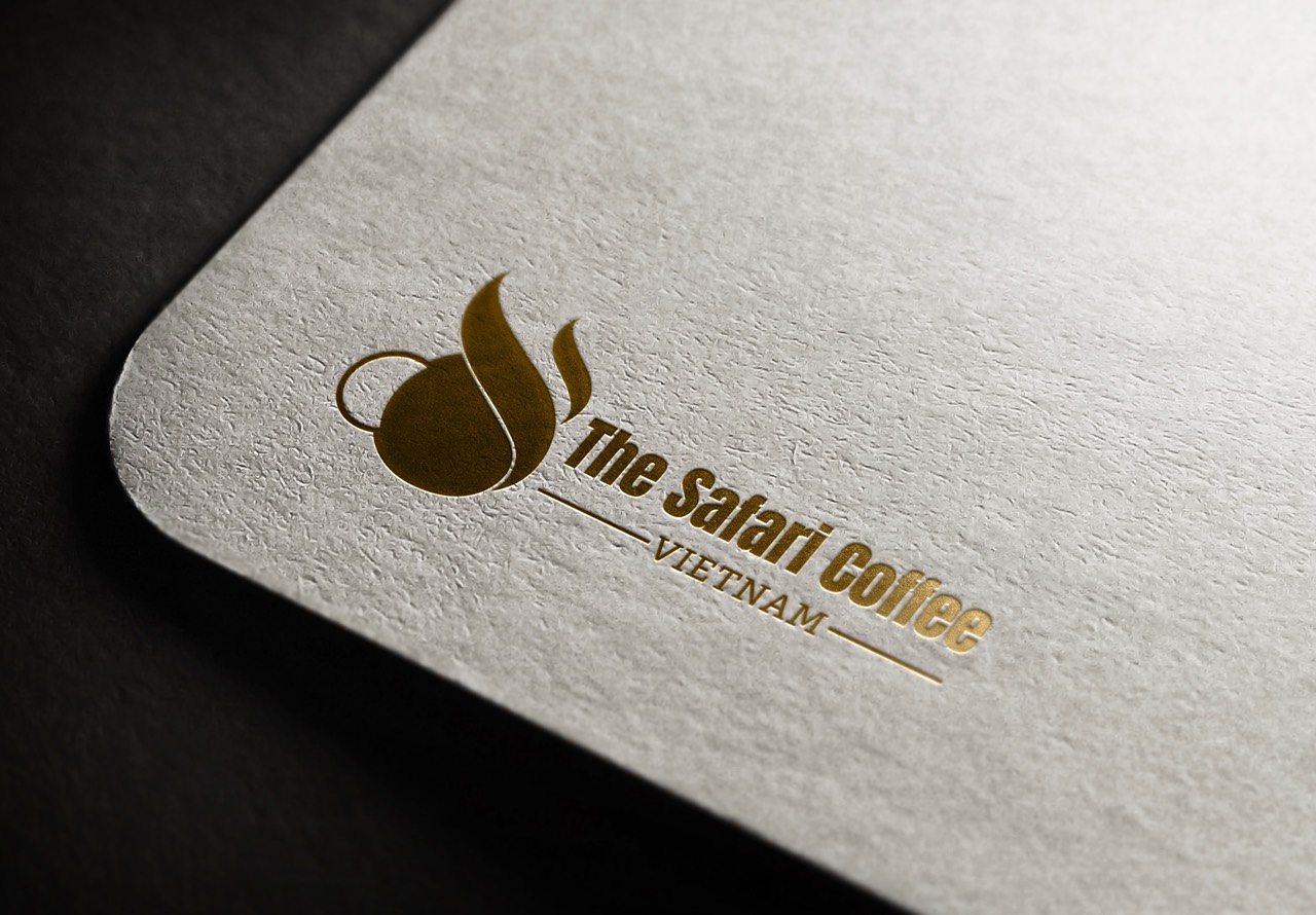 Logo The Safary Coffee 5