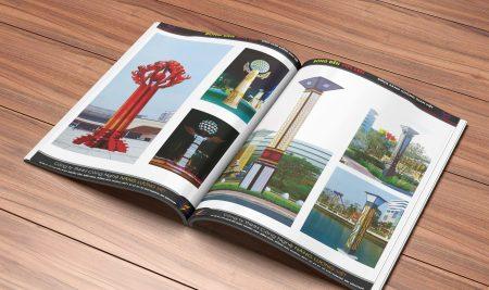 Thiết kế Brochure Năng Lượng Việt