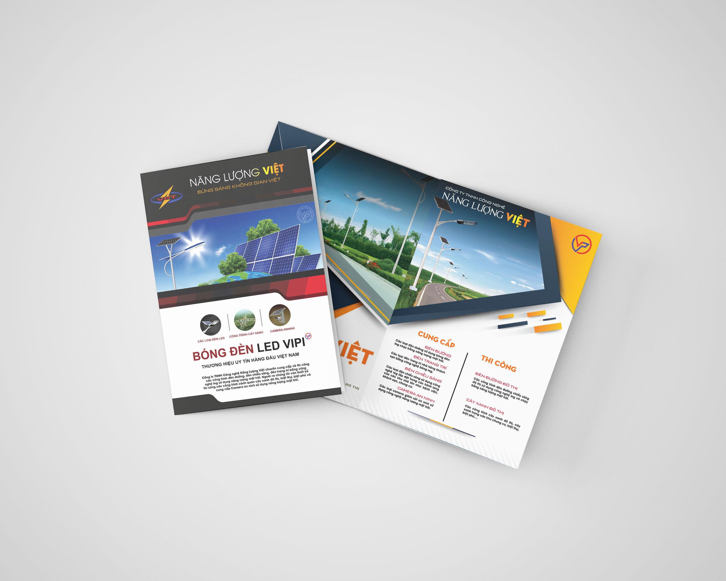 thiết kế brochure năng lượng việt 4