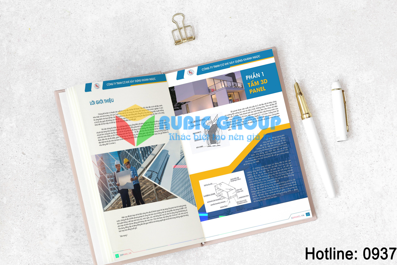 thiết kế catalogue 3dpanel tại biên hoà 3