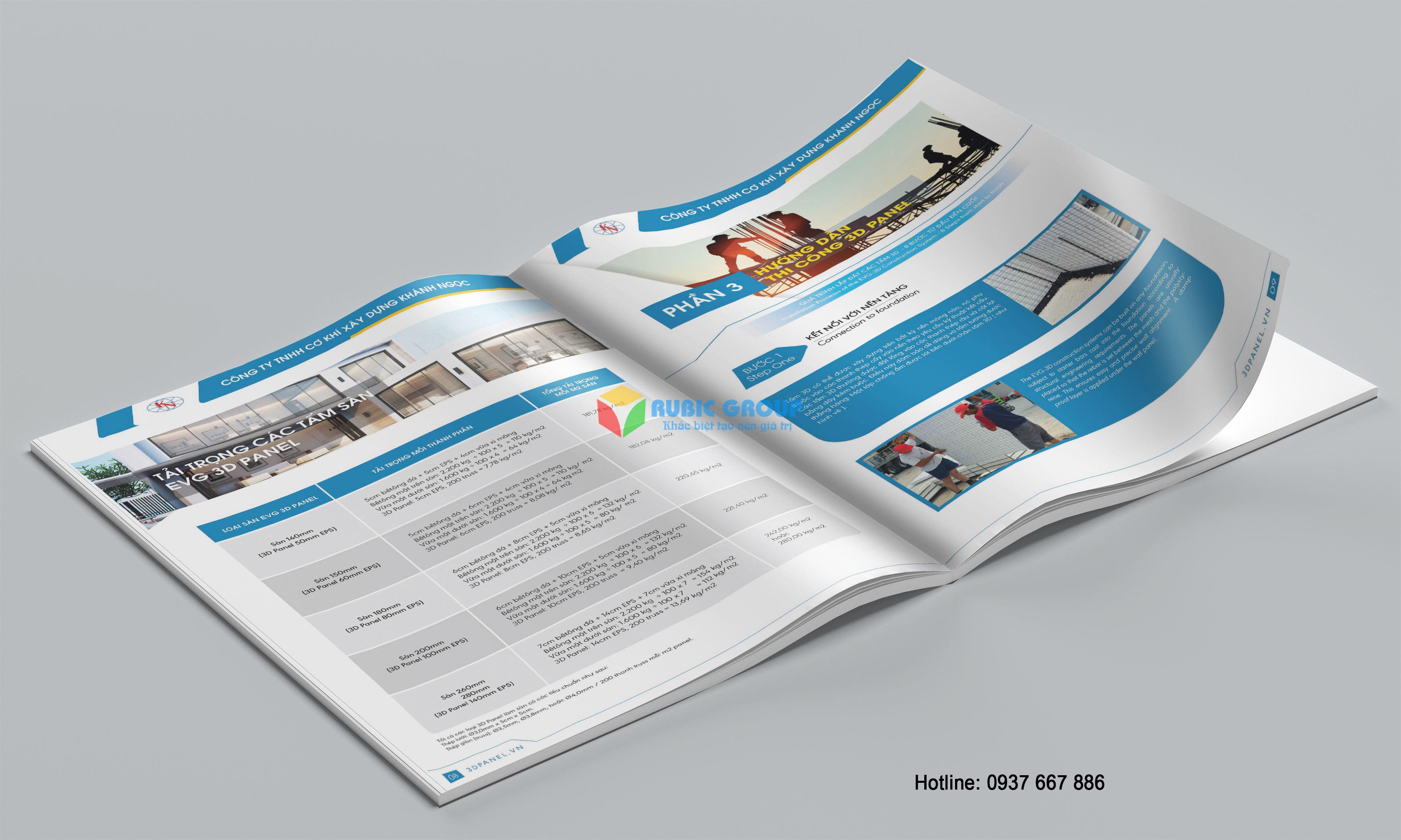 thiết kế catalogue 3dpanel tại biên hoà 4