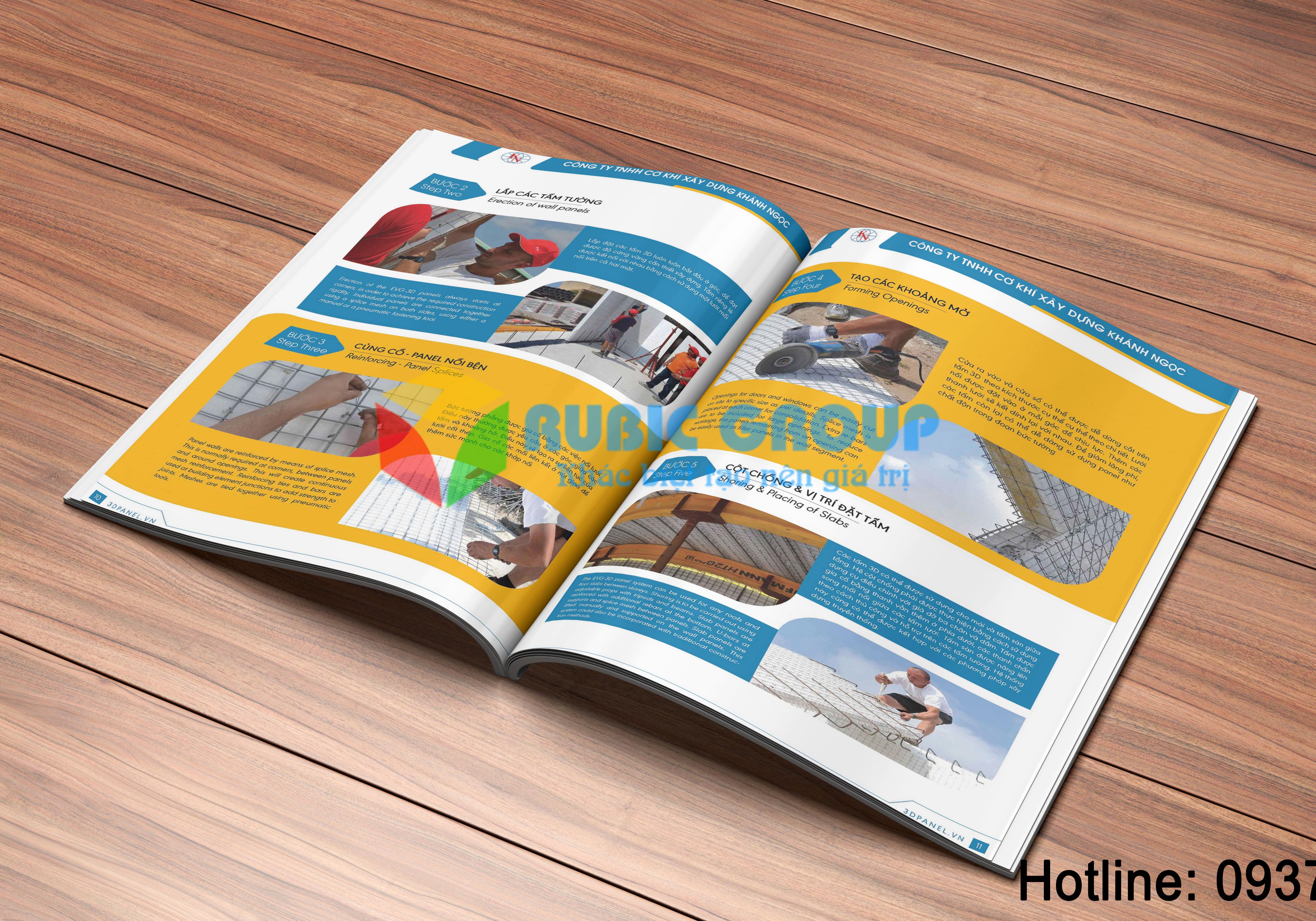 thiết kế catalogue 3dpanel tại biên hoà 5