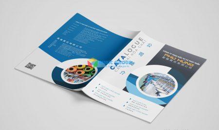 Thiết kế Catalogue hoá chất Phú Hùng