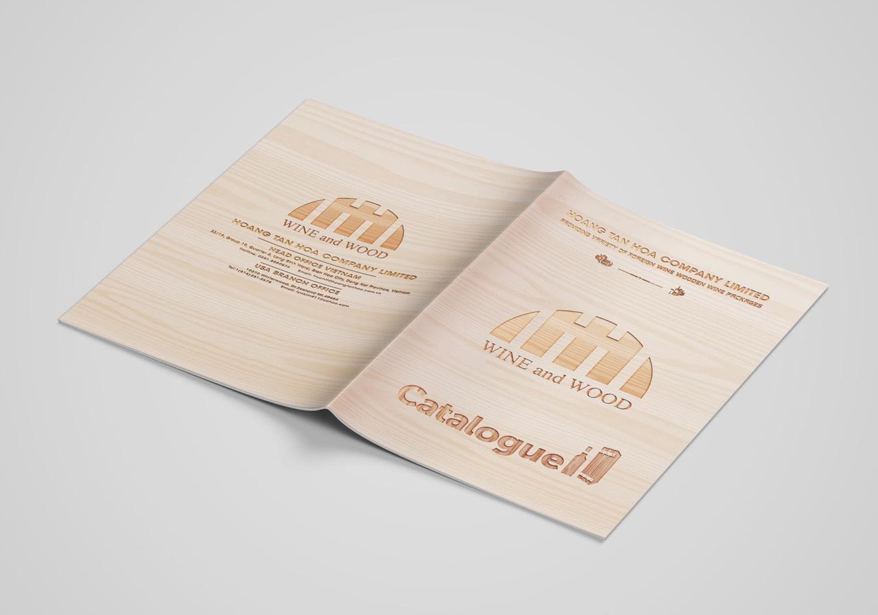 thiết kế catalogue hộp đựng rượu 1