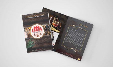 Catalogue hộp gỗ đựng rượu