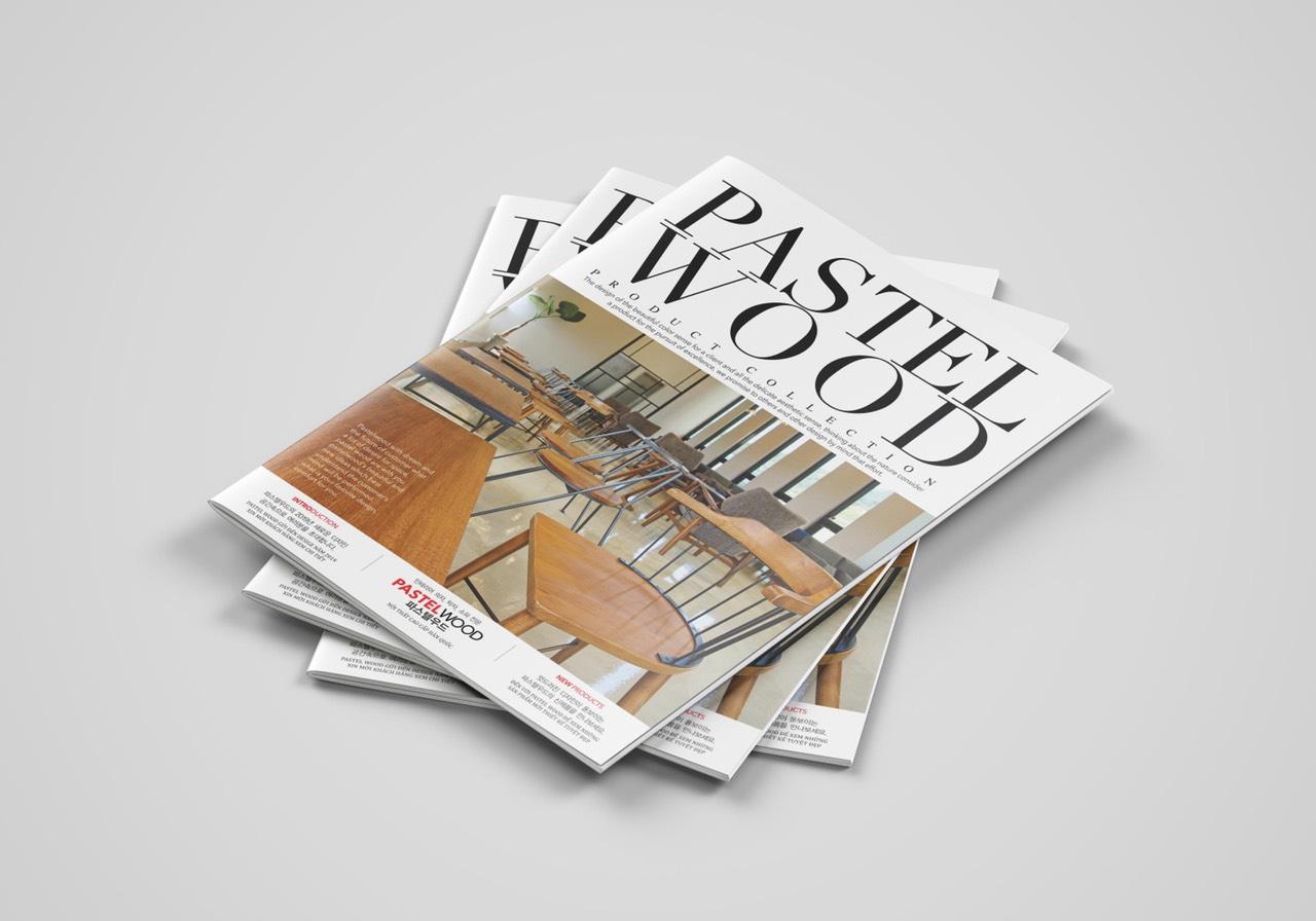 thiết kế catalogue nội thất 3