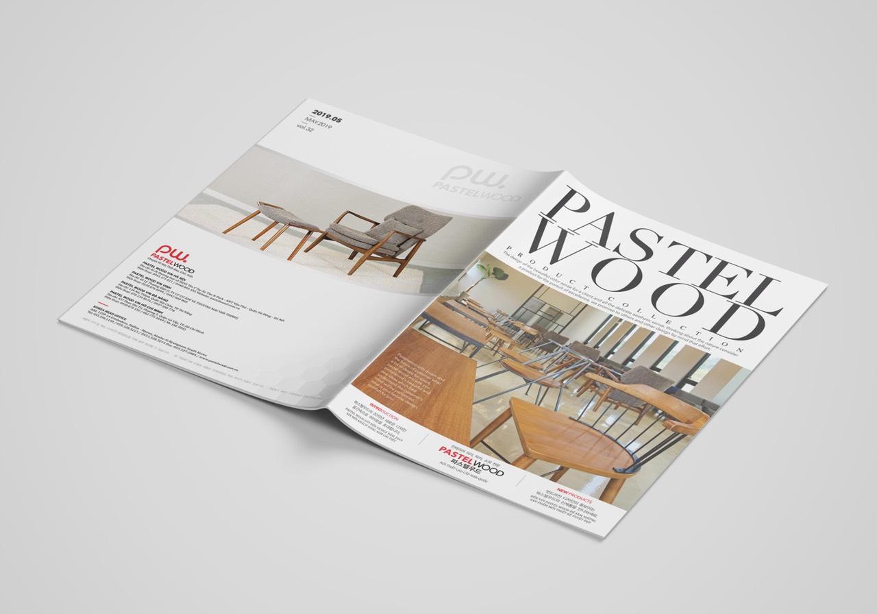 thiết kế catalogue nội thất 5