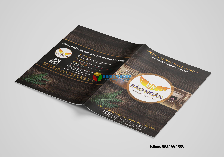 thiết kế catalogue nội thất giá rẻ biên hoà 1