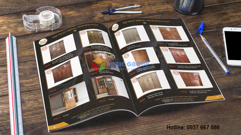 thiết kế catalogue nội thất giá rẻ biên hoà 5