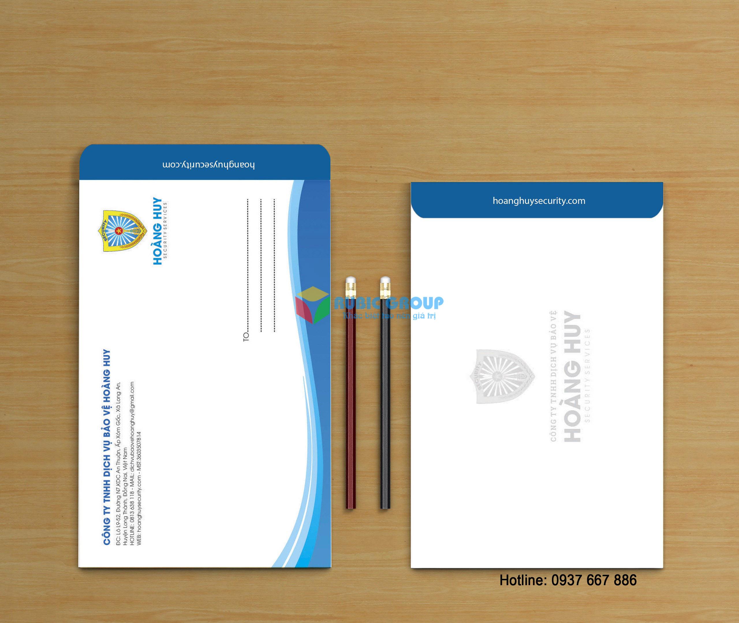 thiết kế hồ sơ năng lực công ty bảo vệ hoàng huy 5